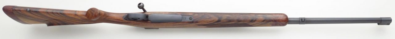 Goens custom  458 Winchester Magnum, Mauser 98, banded hardware