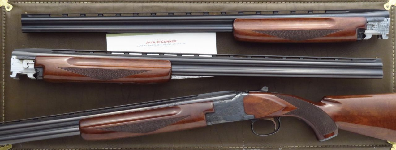 Shotgun winchester numbers 101 serial winchester age
