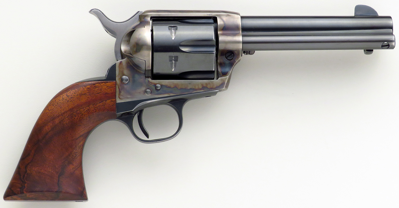 Colt Single Action Army  45 Colt, 4 75-inch, early second